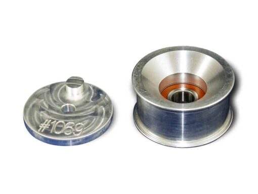 GM 8-Rib Ribbed Tensioner Pulley and Spacer