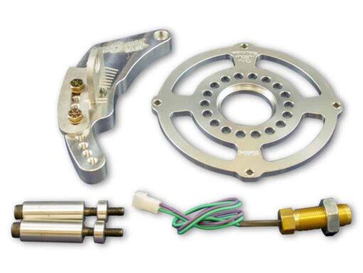 """LSx Chevy 4-Magnet Crank Trigger Kit for 6.75"""" Diameter Damper"""