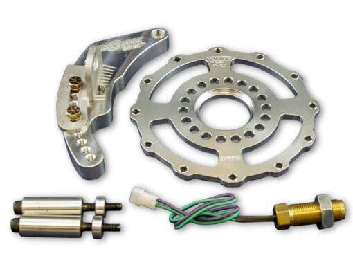 """LSx Chevy 12-Magnet Crank Trigger Kit for 6.75"""" Diameter Damper"""