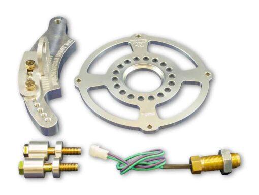 "Big Block Chevy 4-Magnet Crank Trigger Kit for 7"" Diameter Damper"