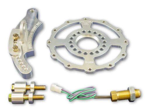 "Big Block Chevy 12-Magnet Crank Trigger Kit for 7"" Diameter Damper"