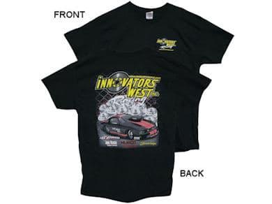 Black Innovators West Racing T-Shirt