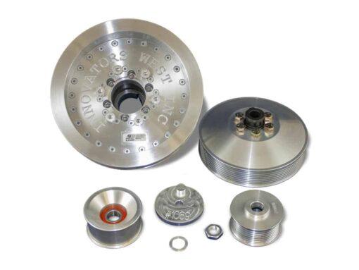 GM Ecotec3 8 Rib Conversion Kit with Balancer