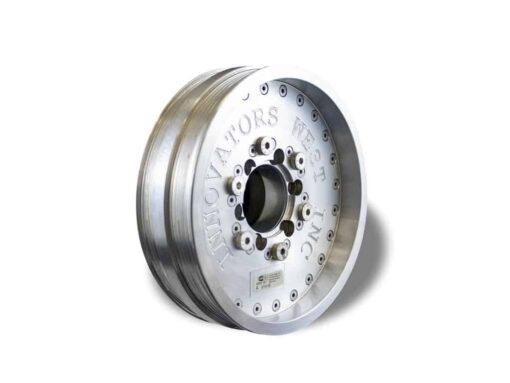 Damper for Gen 5 EcoTec3 L83 5.3L and L86 6.2L 6 Rib Standard Diameter