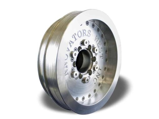 Damper for Gen 5 EcoTec3 L83 5.3L and L86 6.2L 8-Rib, 10% Overdrive