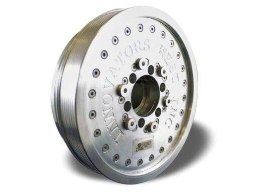 LSX 8-Rib Harmonic Damper for F-Body & GTO - 10% Overdrive