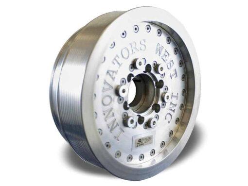 LSX 12-Rib Harmonic Damper for Corvette, Pontiac G8 and CTS-V - 10% Overdrive
