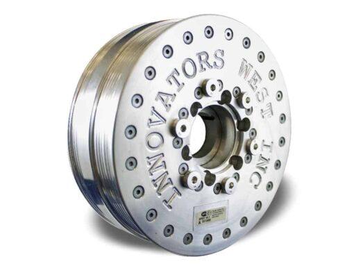 LSX 8-Rib Harmonic Balancer for Corvette, Pontiac G8 and CTS-V - Standard Diameter